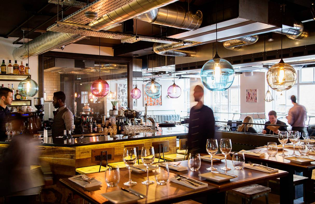 A Collection Of 15 London Restaurants
