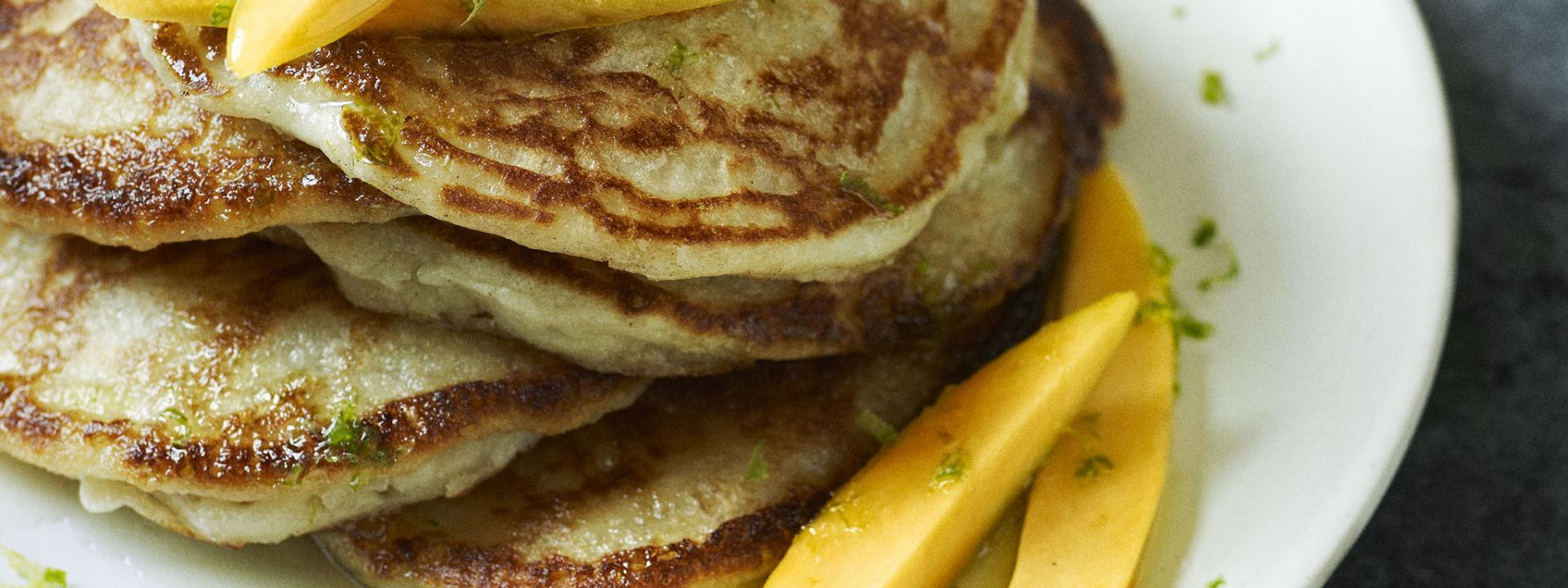 Coconut Pancakes 1665 rt