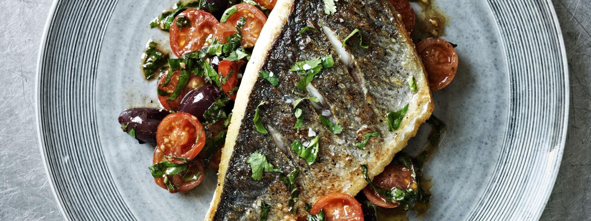 recipe: gordon ramsay sea bass recipes [8]