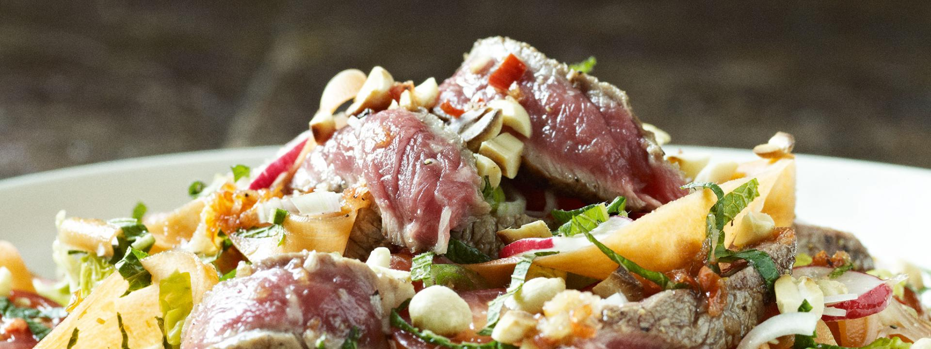 Spicey Beef Salad 368 3