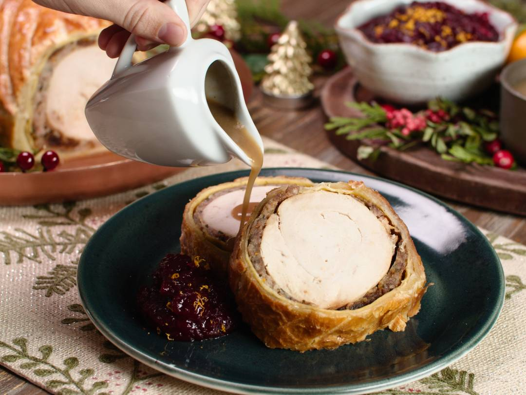 Turkey Wellington » Gordon Ramsay.com