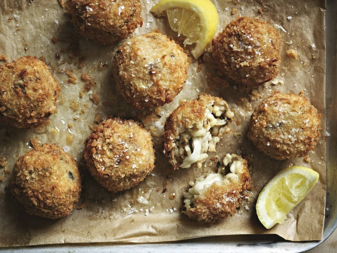 Arancini Recipe Arancini Balls Recipe Gordon Ramsay Recipes