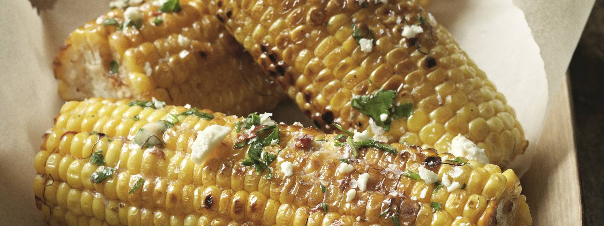 Chipotle Chilli Butter on Corn 554